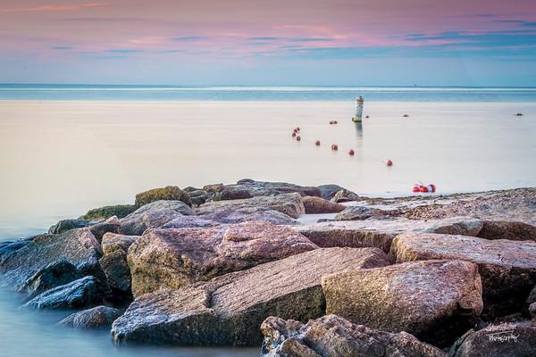 Cotuit Pink Sunrise