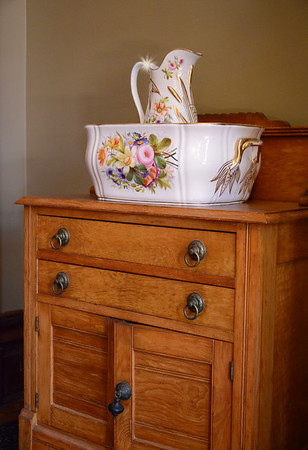Wash Basin and chest