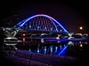 Lowry Bridge Aglow
