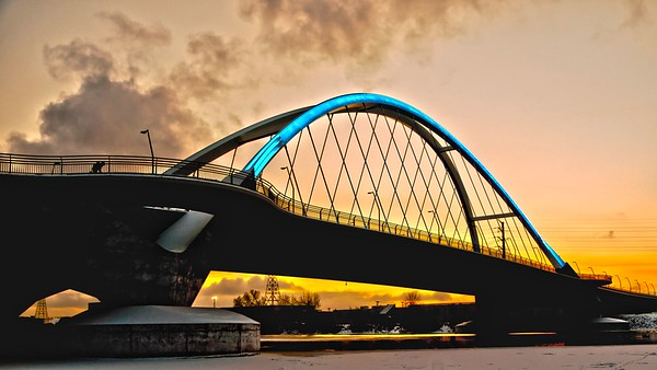 """Sunset Bridge"""