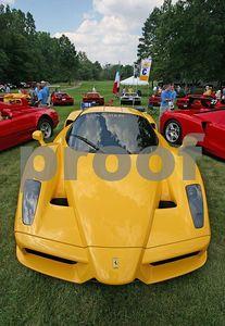 Ferrari front (Meadow Brook Concours d'Elegance 2005)
