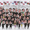 Mercury Asset Management group caricature.