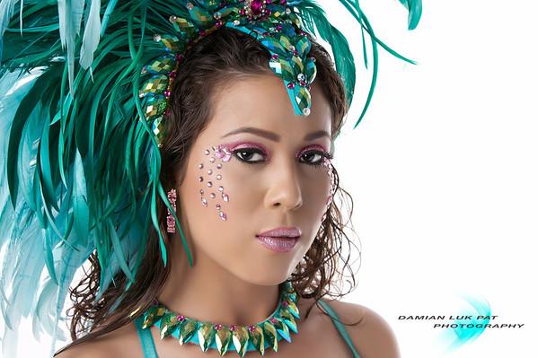 Carnival Make up by Dianne John