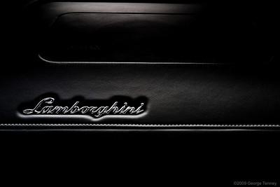 Lamborghini LP560 dash