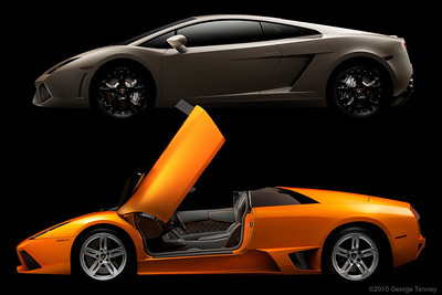 Lamborghini LP560 and LP640 Roadster