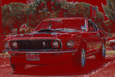 Indian Fire Red!  View in x2