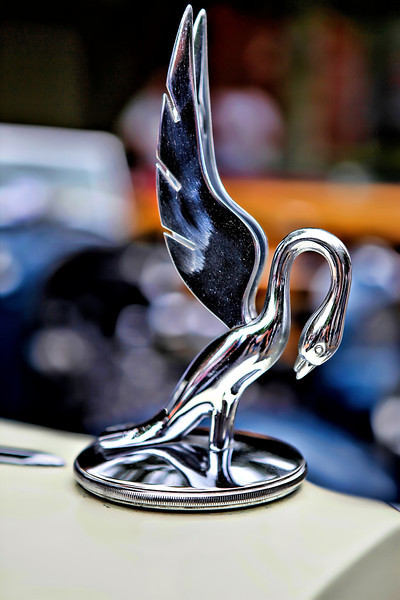 #748 Packard Hood Ornament
