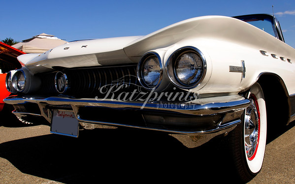 Front view of a classic Buick Electra 225