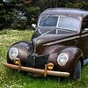 Ford V8 de Luxe Coupé 1939
