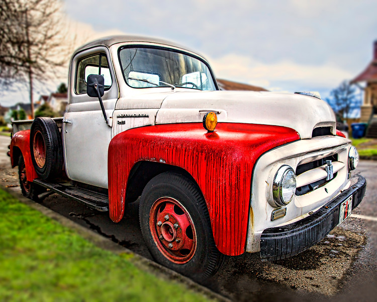 #22952 International Truck