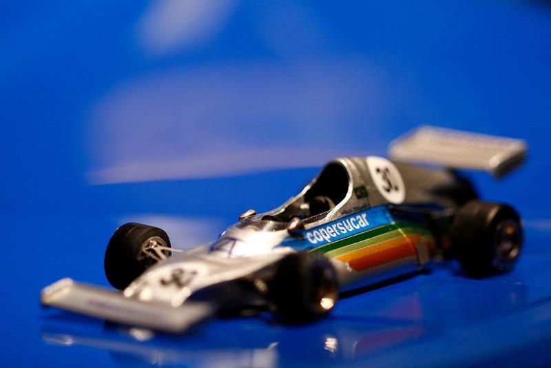 Copersucar Fittipaldi FD01 Fórmula 1 - 1:43