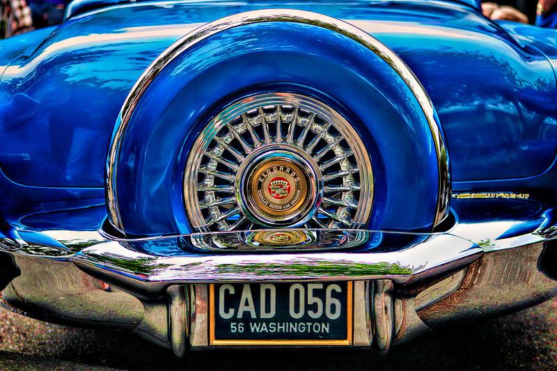 #718 Cadillac Eldorado Biarritz