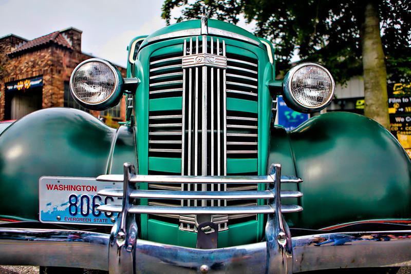#729 GMC Truck