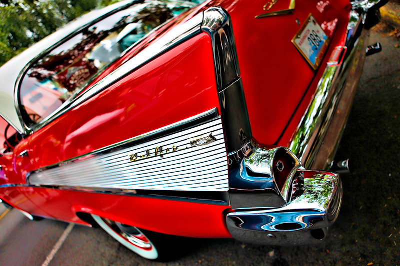 #727 Chevy Bel Air