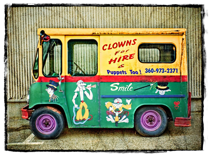 #749 Clown Car