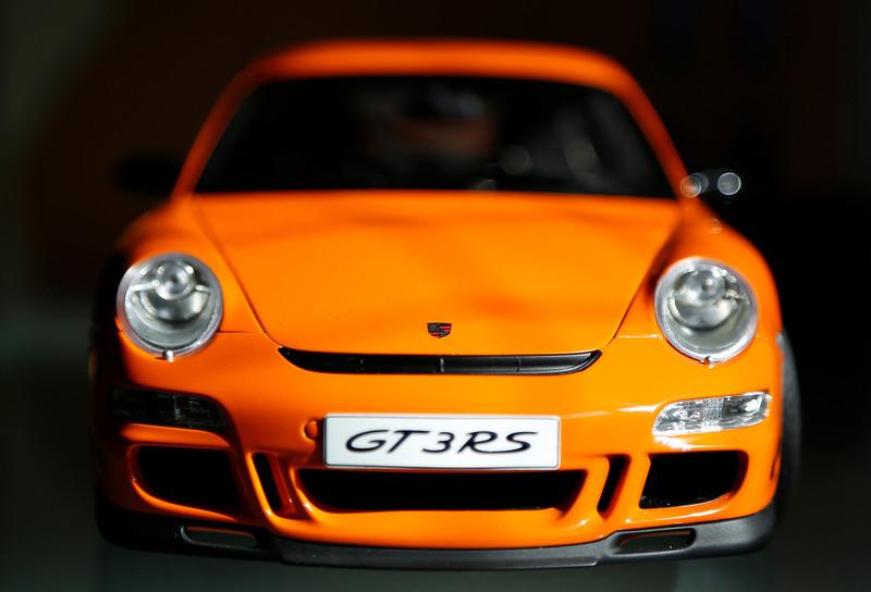 Porsche 997 GT3 RS - 1:12