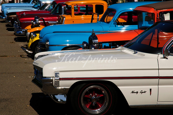 Classic car and hot rod eye candy