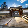 The Entrance to Sunpu Castle