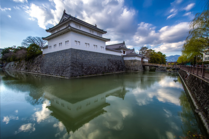 Sunpu Castle's Guard Tower