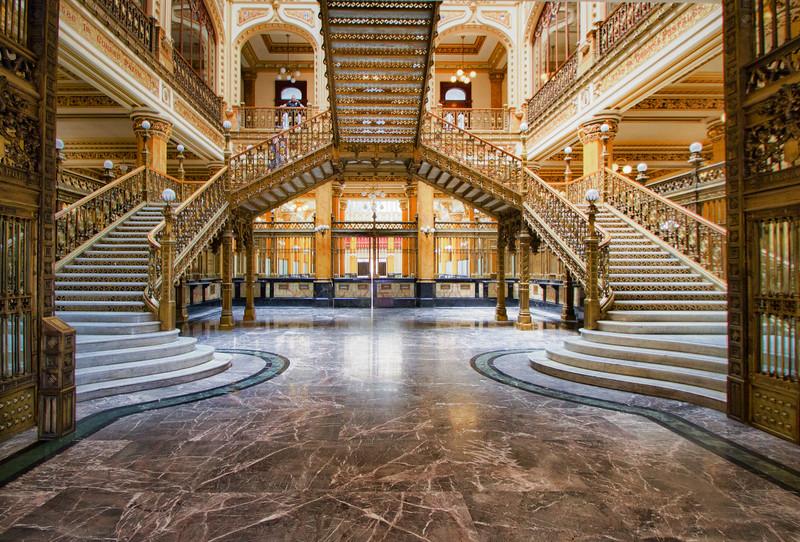 Palacio Postale, Mexico City