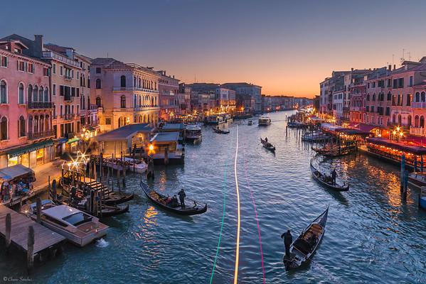 Venetian Heart || Corazón Veneciano