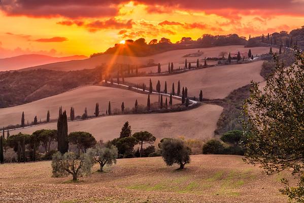 Under the Tuscan Sun || Bajo el Sol de la Toscana