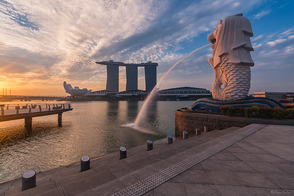 Singapore Awakening || El Despertar de Singapur