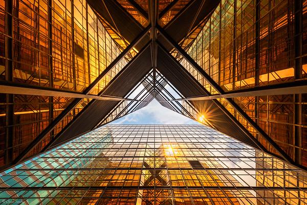 Golden Mirrors || Espejos Dorados