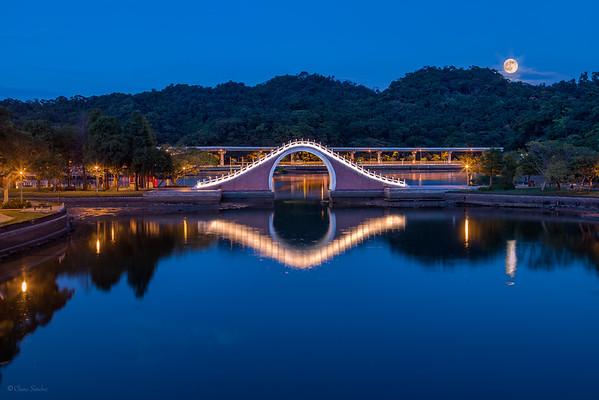 The Moon Bridge || El Puente de la Luna