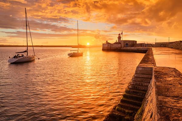 Golden Pier || Muelle Dorado