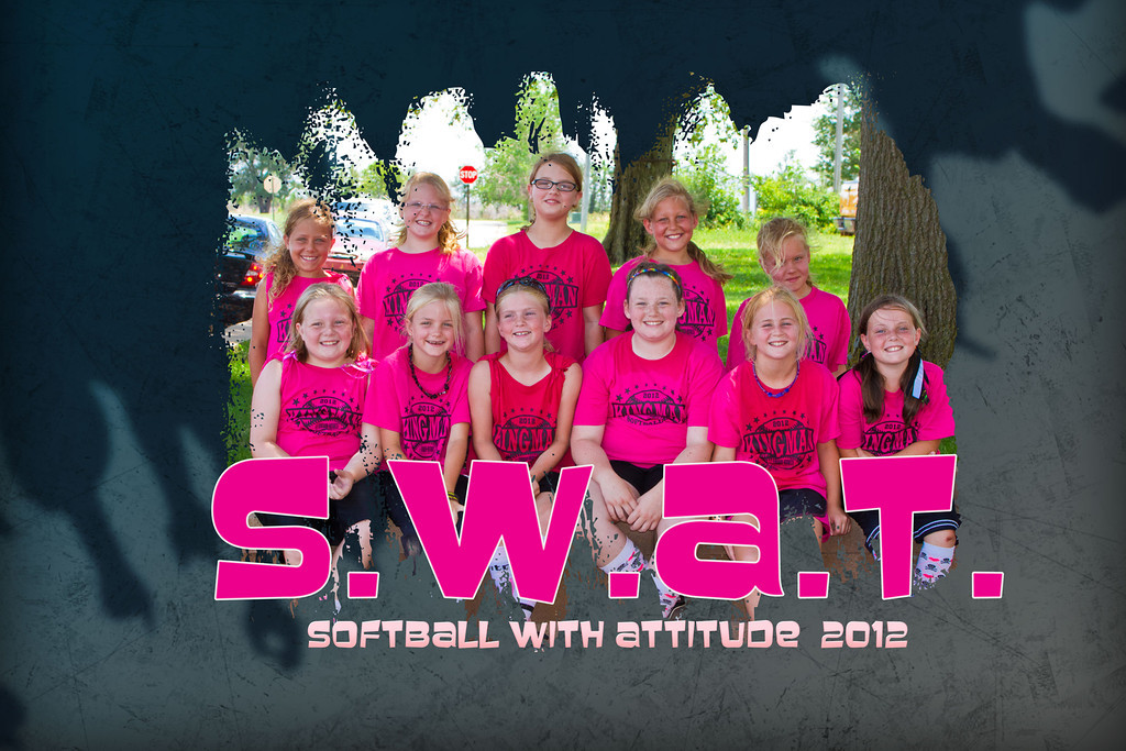SWAT 2012 for REAL