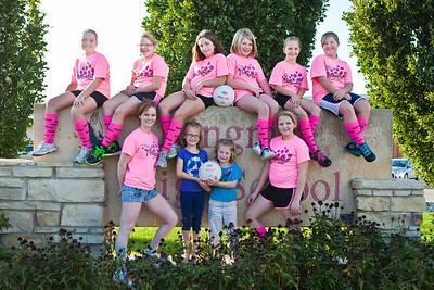 Lady Lightning 2013 Rec. Volleyball 4th-6th Grade