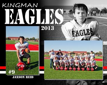 Kingman 6th Grade Youth Football 2013