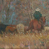 Autumn Push 7x14  PRIVATE COLLECTION