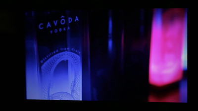 Cavoda Vodka