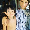 GABOR BOYS  CAUCASIAN 10 & 7