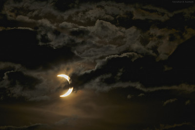 Partial Solar Eclipse May 2012