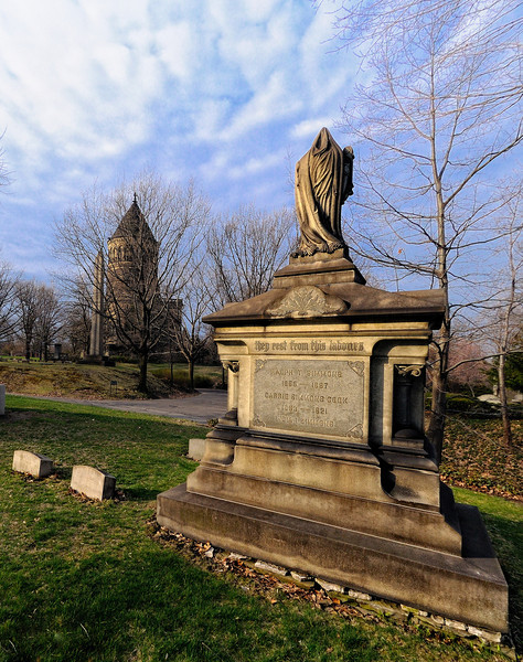 Lake View Cemetery - Cleveland Ohio