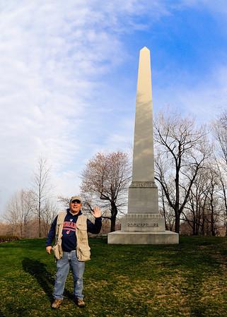 Rockefeller Monument
