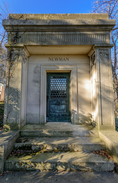 Newman Crypt