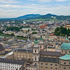 Birthplace of Wolfgang Mozart and a World Heritage Site