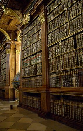 Melk Abbey Library, Austria