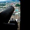 Hohensalzburg Fortress Cannon, Salzburg, Austria
