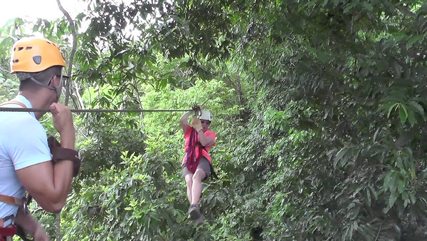 Miramar Canopy Zip Line