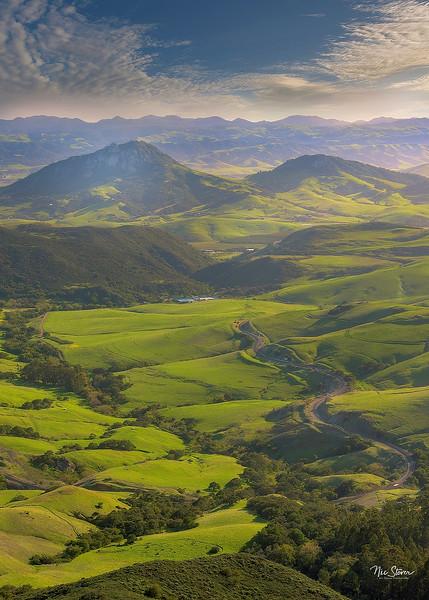 Cuesta Ridge Photograph
