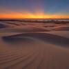 Pismo Dunes Sunset