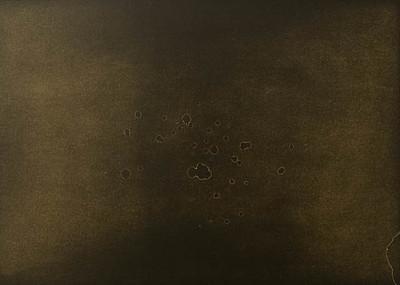 Evaporation #4, 5x7 Lith print