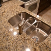 60 / 40 Stainless Steel Sink