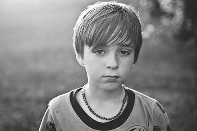 Simon, age 7 1/2