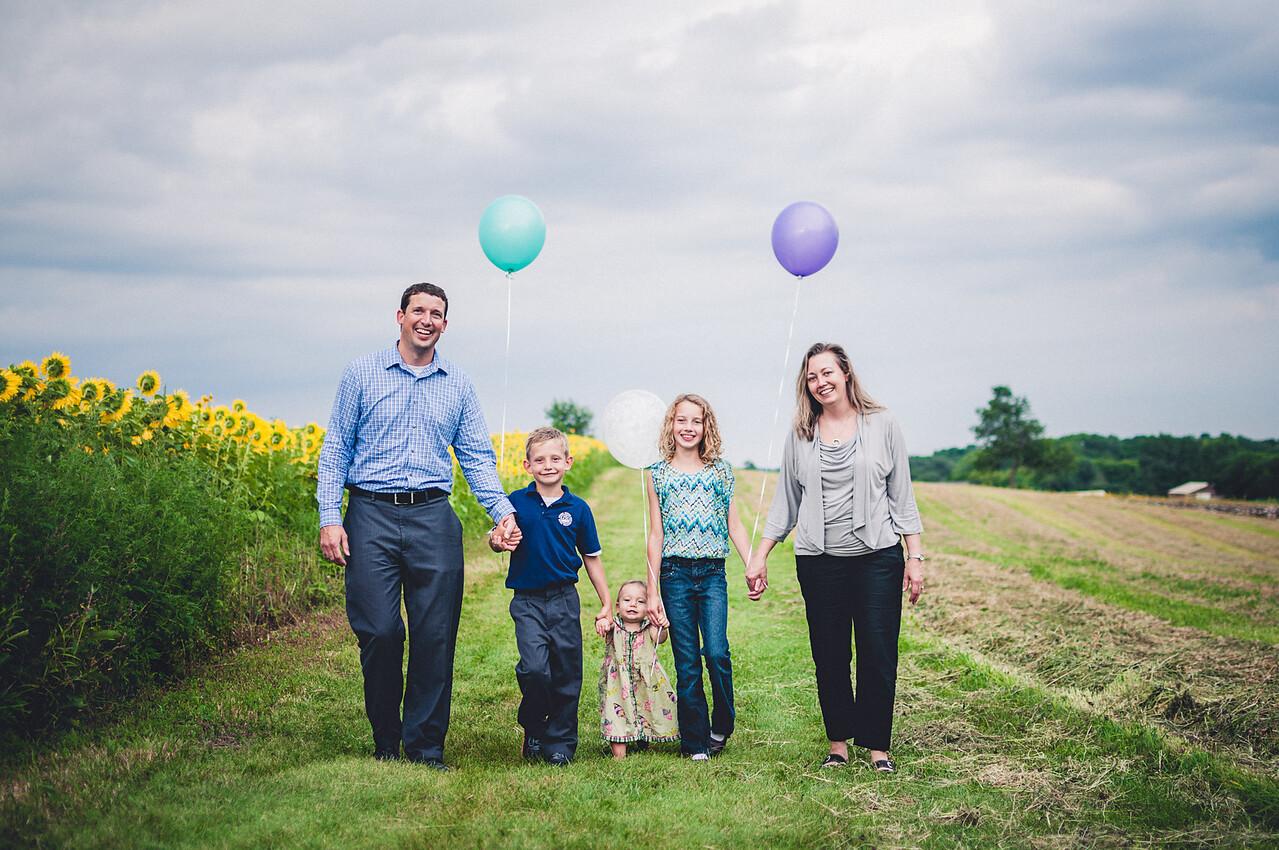 The Wenkman Family